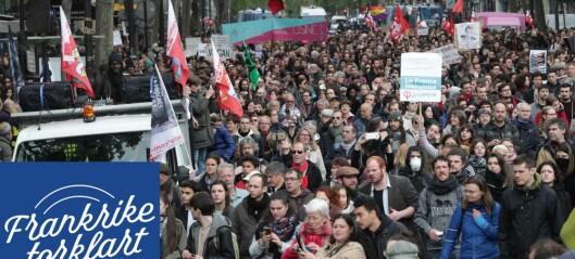 Hva skjer med den franske venstresiden?