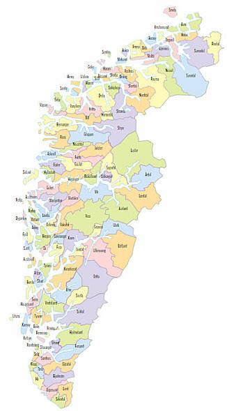 Frå Smøla i nord til Sokndal i sør. No kan alle finne segner frå heile Vestlandet på segner.no.