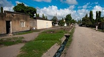Lite bærekraftig vekst i afrikanske byer