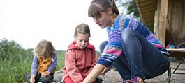 De voksne dominerer samlingsstunden i barnehagen