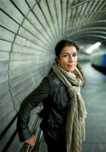 Laila Bokhari. Foto: Bård Gudim