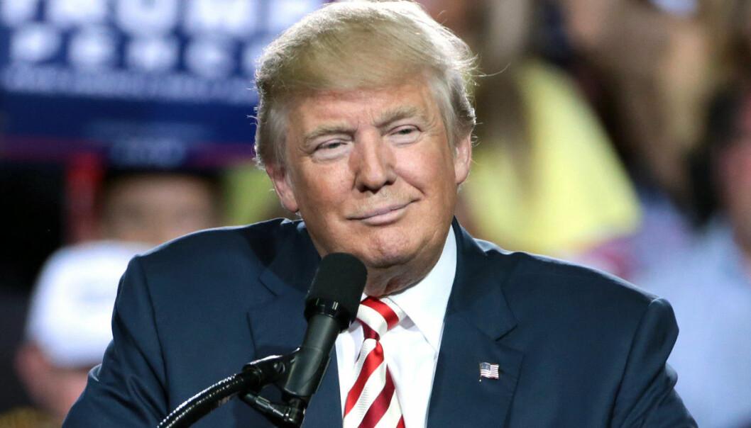 Konservative kristne tilgir Trumps synder