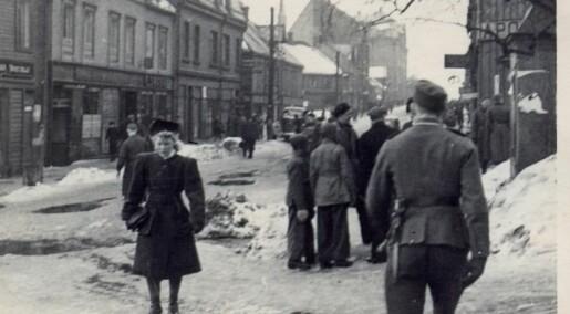 Tromsø ble en økonomisk vinner under krigen