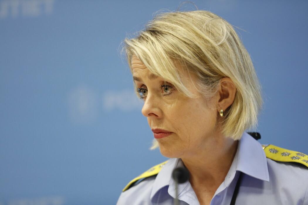 Politidirektør Benedicte Bjørnland er opprørt etter å ha fått presentert resultater fra en studie om politiet.