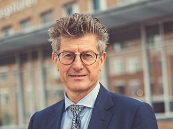 Rune Frisvold er driftsdirektør i Bergen-firmaet Lifecare.