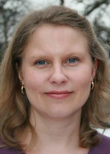 Kristin Aarland. (Foto: NOVA)
