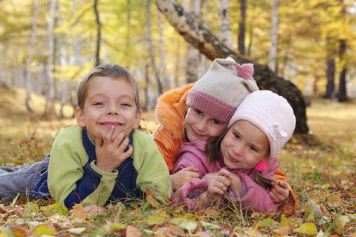 Flere og flere kjemikalier identifiseres som skadelige for barns hjerner, noe som bidrar til stigningen i antallet barn med autisme, ADHD og andre lidelser.  Nå krever forskere internasjonale handlingsplaner. (Foto: Colourbox)