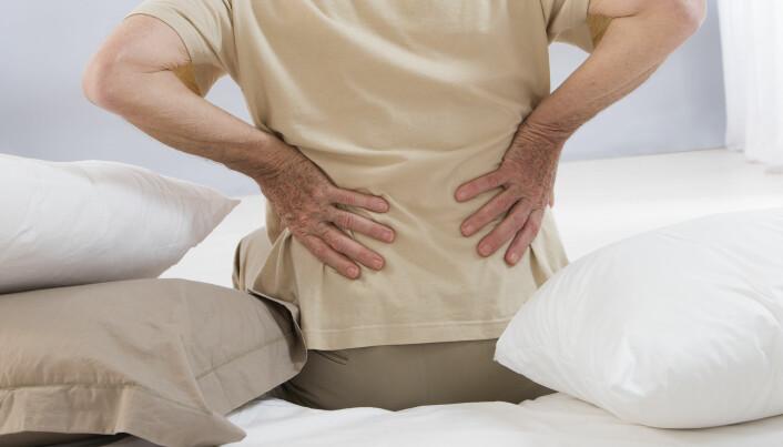 Fibromyalgi: Nye kriterier gjør at mange flere menn får diagnosen