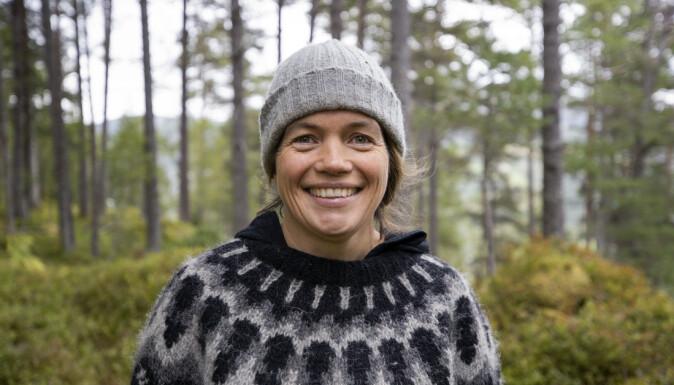 – Det er aldri for sent å lære å sette pris på naturen, sier Helga Synnevåg Løvoll.