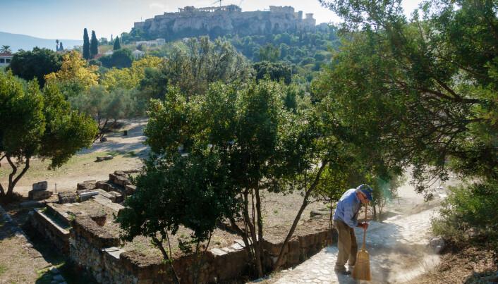 I Hellas kan det om noen tiår være 35 prosent færre mennesker i arbeidsdyktig alder sammenlignet med i dag. Spania og Italia kan oppleve det samme. Andelen eldre i befolkningen blir langt høyere enn i dag.
