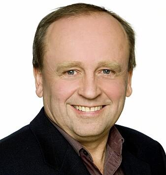 Nils Martin Stølen er pensjonsforsker hos SSB.