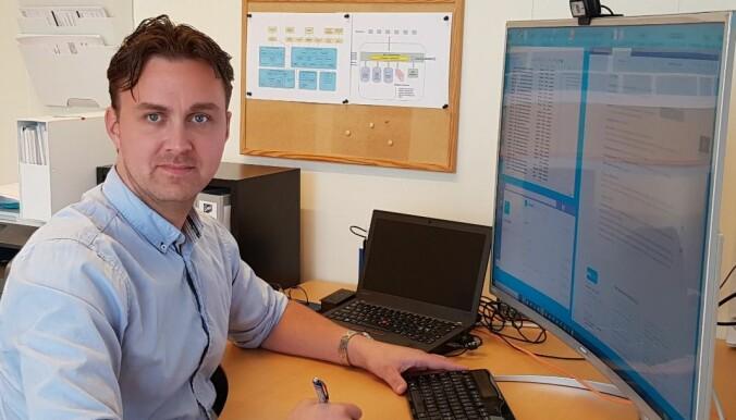 – Mange pasienter spør etter en form for kvittering på at den digitale henvendelsen til legen er mottatt, og hva som skjer med den, sier forsker Asbjørn Fagerlund.