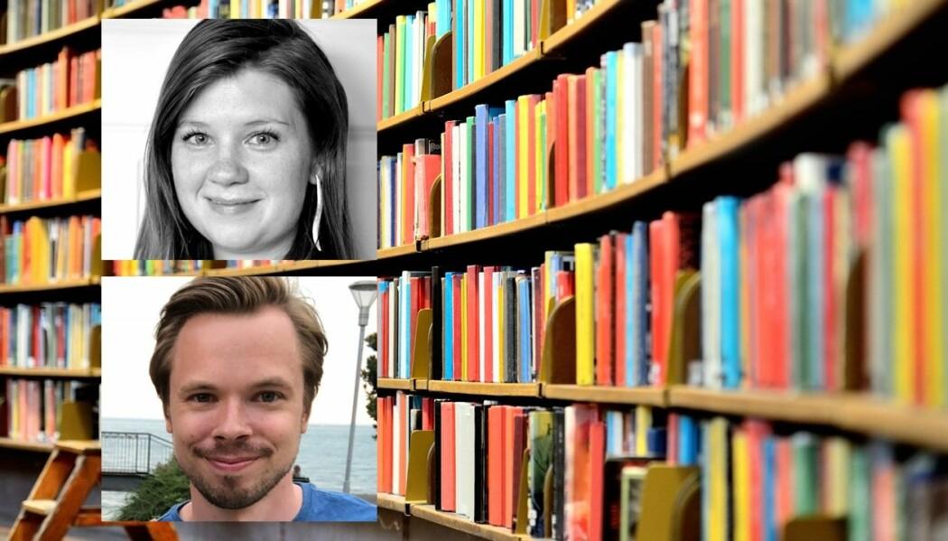 Sofie Høgestøl og Jan Sigurd Blackstad tror alle som tar doktorgrad kan kjenne seg igjen i beskrivelsen av å føle seg alene og utilstrekkelig, som kom frem i en kronikk på Forskersonen skrevet av en anonym tidligere doktorgradsstipendiat.