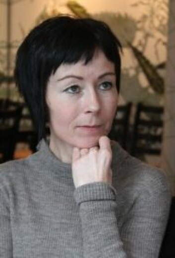Siv Ellen Kraft. (Foto: Kristin Engh Førde)