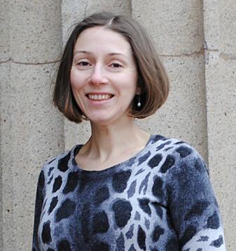 Professor Alla Pozdnakovas ved Nordisk institutt for Sjørett, UiO.