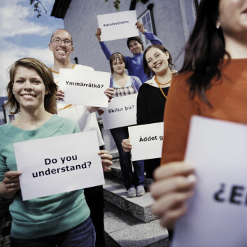 Norge har allerede innfridd Bologna-målet for 2020 om at minst 20 prosent av studentene skal ha et utenlandsopphold. (Illustrasjonsfoto: SIU)