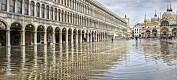 Venezia er endelig reddet fra oversvømmelser