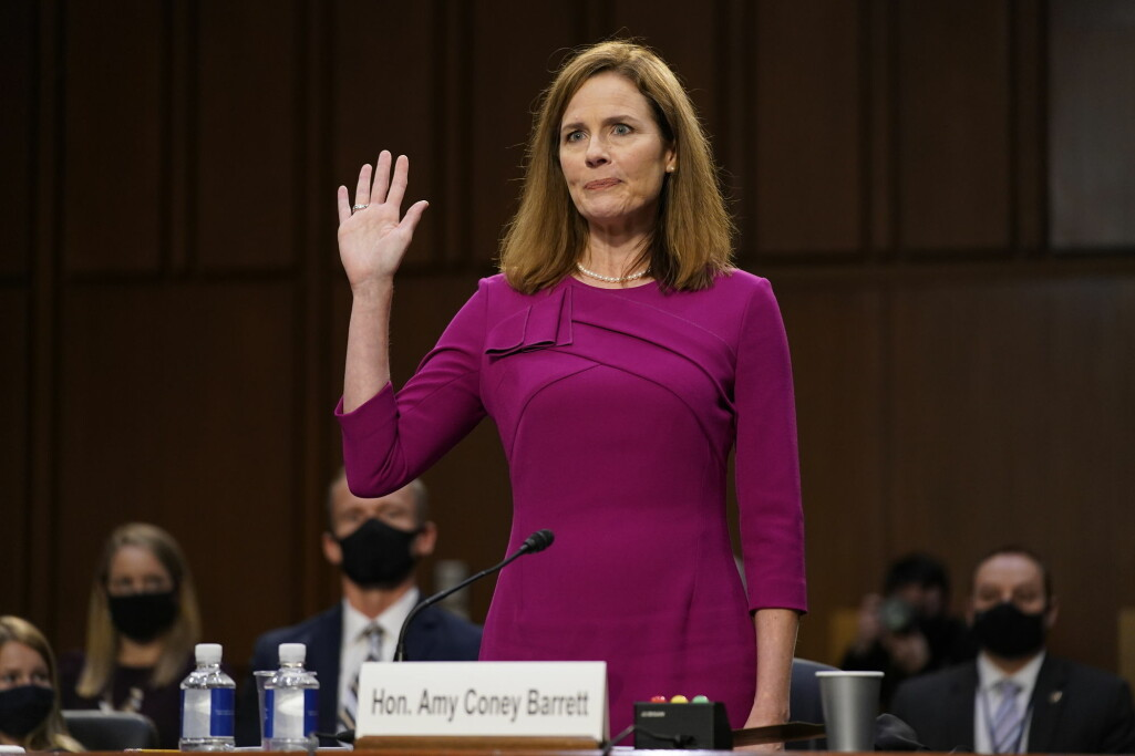 Blir Amy Coney Barrett USAs neste høgsterettsdommar, vil høgsterett bli vridd i ei enda meir konservativ retning.