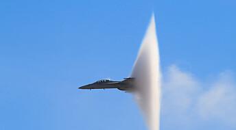 Hvor raskt kan lyd bevege seg?