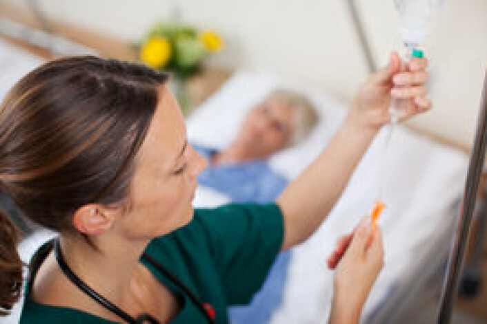 En velutprøvd tilleggsbehandling for behandling av blodpropp bør brukes oftere, mener norske forskere. (Illustrasjonsfoto: Shutterstock)