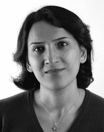 Sara Ghaderi. (Foto: Jan Kåre Wilhelmsen)