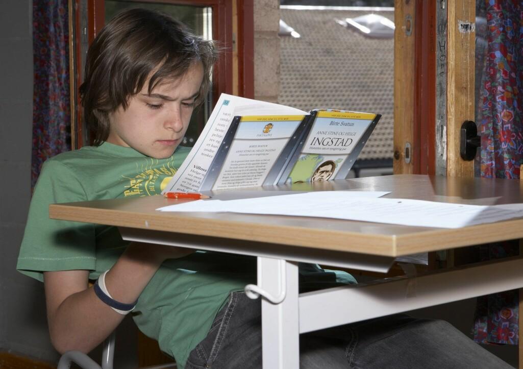 Norske 15-åringer har tilfredsstillende eller gode leseferdigheter. Forskerne er likevel bekymret for at hver femte elev leser så dårlig at de vil kunne få problemer seinere i livet.