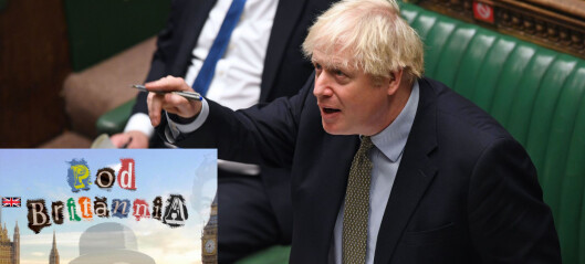 Misnøyen med Boris Johnson vokser i Storbritannia
