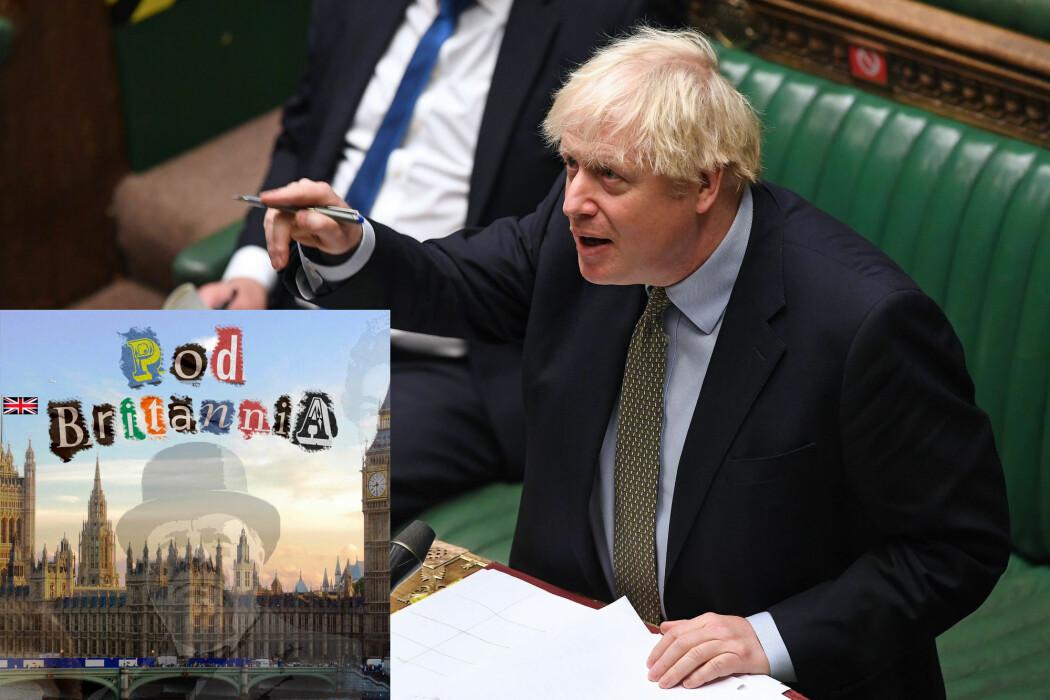 Det er ikke lett å være Boris Johnson, selv om han vant valget med stor margin i desember i fjor. Koronakrisen og brexit gjør det ekstra tøft å styre.