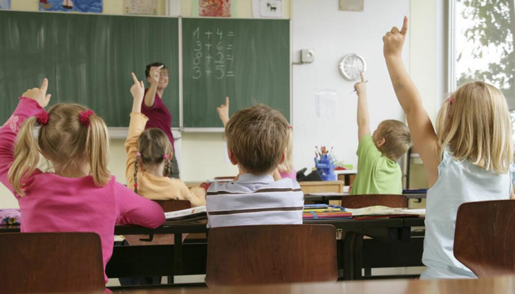 Tidspress fører til at motiverte lærere vil slutte