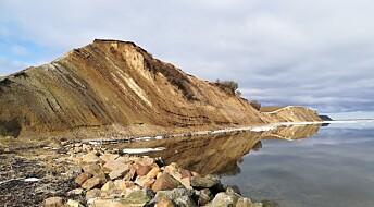 Vulkanutbrudd kan forklare mysterium om danske kjempekrystaller