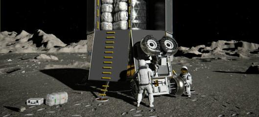 ESA trenger postdoktorer til utforskingen av månen og Mars