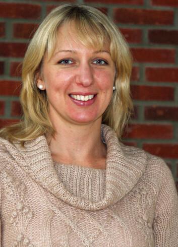 Karin Modig er forsker ved instituttet for miljømedisin ved svenske Karolinska Institutet. (Foto: Anna Persson)