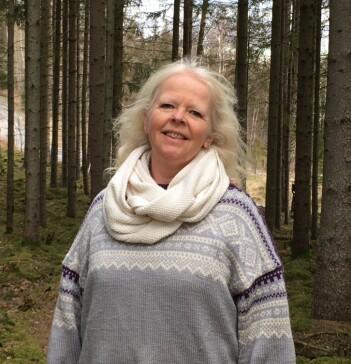 Wenche Dramstad forsker på forvaltning av natur og landskap på Nibio.
