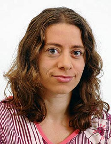 Maj-Britt Posserud tror den nye studien kan gi nye grunnlag for tidlig behandling av autisme.  (Foto: Jan Kåre Wilhelmsen)