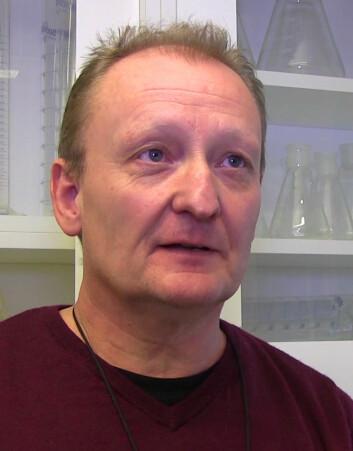 Hans Ragnar Norli. (Foto: Arnfinn Christensen, forskning.no)