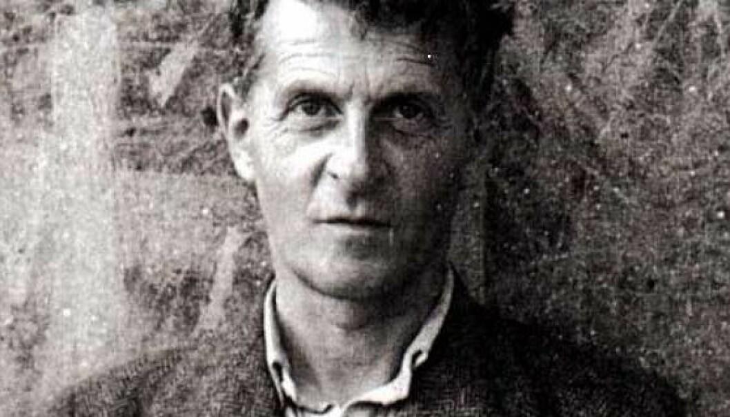 Ludwig Wittgenstein. (Foto: Wikimedia Commons, se lisens her)