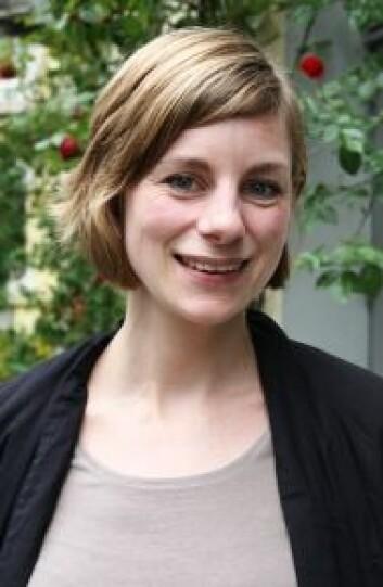 Marianne Bøe. (Foto: Kristin Engh Førde) (Foto: Kristin Engh Førde)