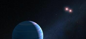 Hva er en eksoplanet?