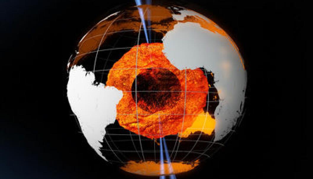 Skal kartlegge Jordas magnetfelt