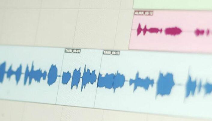 I musikkproduksjon ser produsenten lyden foran seg på skjermen og kan vri og vende på musikken gjennom å flytte på hvordan lydene står i forhold til hverandre.