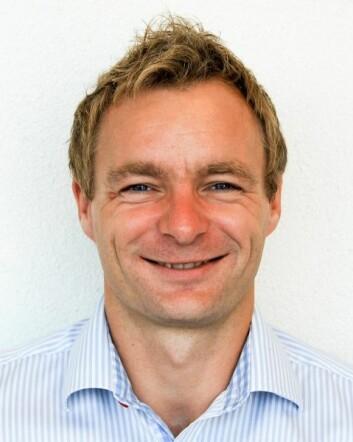 Professor Anders Martin Fjell. (Foto: Svein Milde/UiO)