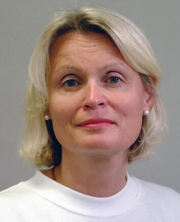 Gunhild V. Strand. (Foto: Privat)