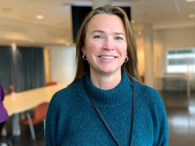 - De første analysene kan være klare allerede før jul, forteller prosjektleder Siri Håberg ved Senter for Fruktbarhet og helse ved FHI.