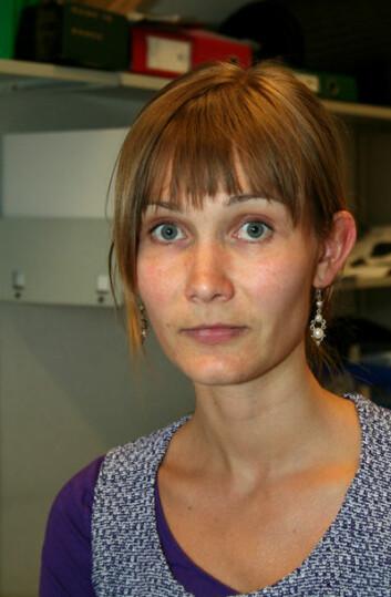 Janicke Nordgreen. (Foto: Asle Rønning)