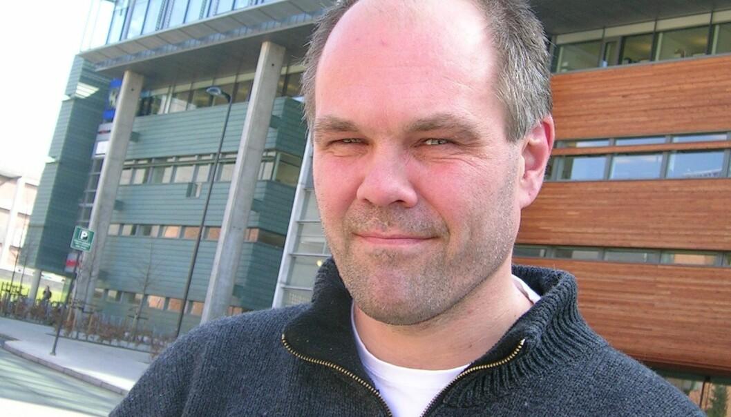 """""""Lars Chr. Monkerud har tatt doktorgrad på lokaldemokrati i praksis."""""""