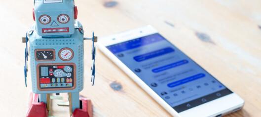Kan chatbots på sosiale medier få folk til å bevege seg mer?