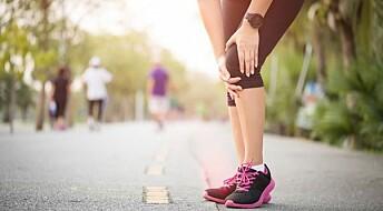 Styrketrening er avgjørende for å holde seg skadefri