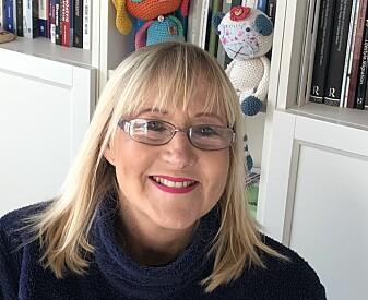 Karen O'Reilly gir ut boken om europeisk arbeidsinnvandring sammen med Johan Fredrik rye.