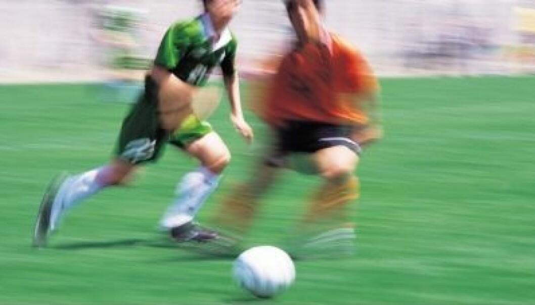 """""""Spillere som var skadet forrige sesong, har større risiko for å pådra seg samme type skade i år igjen. Snart braker seriespillet løs også på norske gressmatter i 2007-sesongen."""""""
