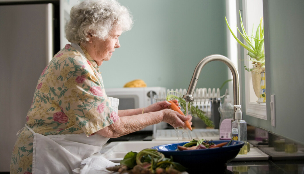 Å engasjere de eldre i utviklingen vil være viktig i arbeidet.